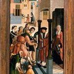 "Maestro Alkmaar: ""Dar da bere agli assetati"". Amsterdam. 1504 c."