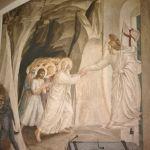 """Beato Angelico: """"Discesa agli Inferi"""" Convento S.Marco-Firenze"""